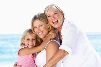 שלושה דורות של יופי