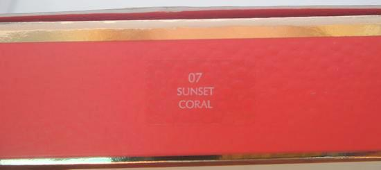 Sunset Coral