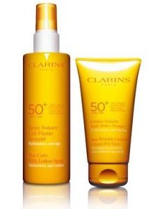 סדרת Protective Sun Care של קלרינס