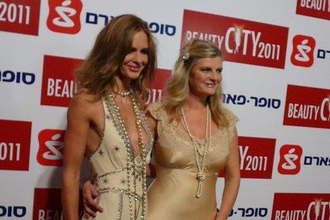 טריני וסוזנה אורחות הביוטי סיטי 2011