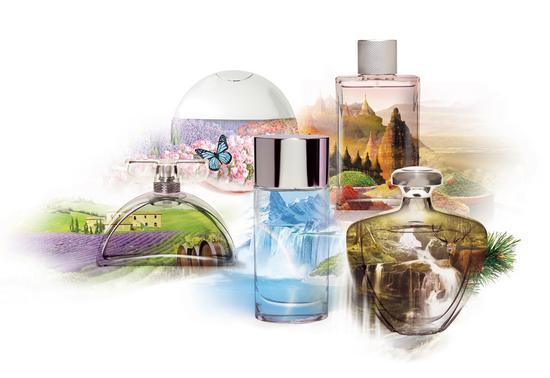 עולמות הריח של כל פרפיום