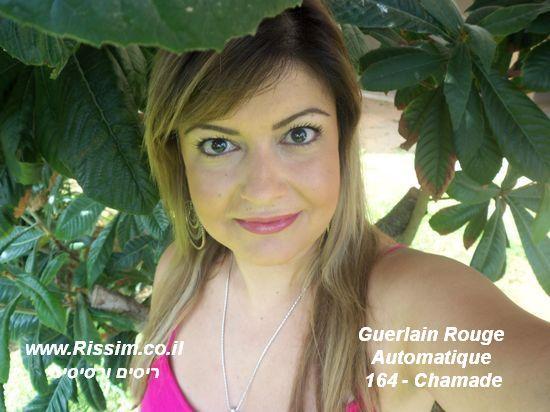 Guerlain Rouge Automatique 164 Chamade