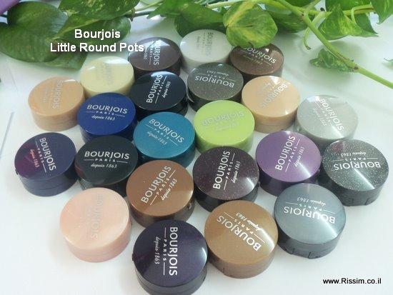 Bourjois Little Round Pots