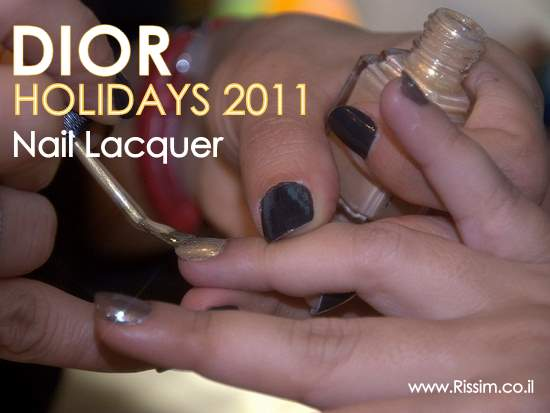 Dior Exquis NAIL LACQUER holidays 2011