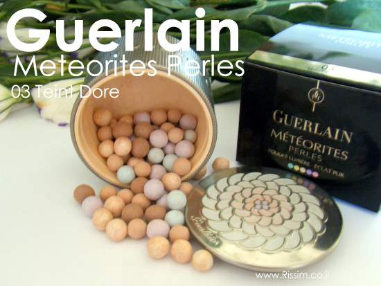 Guerlain Meteorites Perles Illuminating Powder