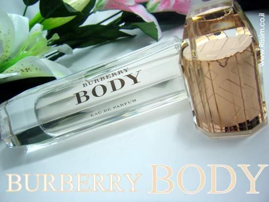 BURBERRY BODY