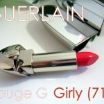 Rouge G de Guerlain 71 Girly