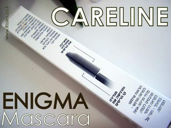 CARELINE ENIGMA MASCARA