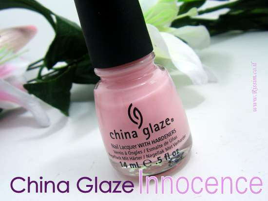 China Glaze Innocence