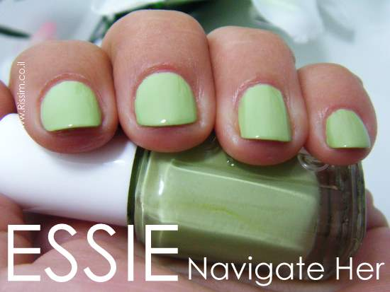 Essie Navigate Her