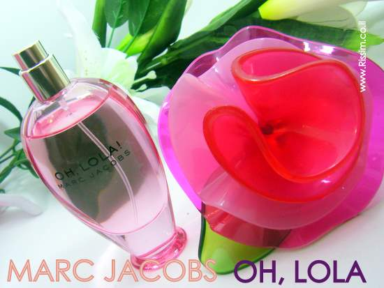 MARC JACOBS OH LOLA