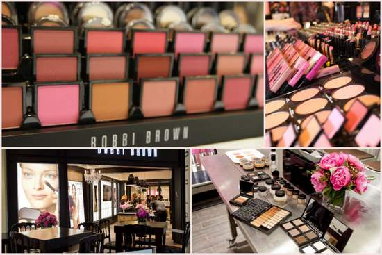 Bobbi Brown in Israel