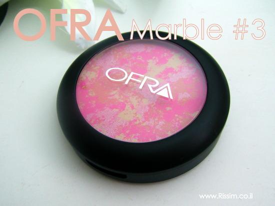 OFRA COSMETICS MARBLE BLUSH