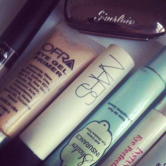 eyeshadow primers