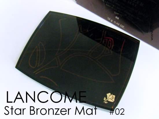 LANCOME STAR BRONZE MAT BRONZER #02