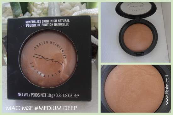 MAC MSF #MEDIUM DEEP
