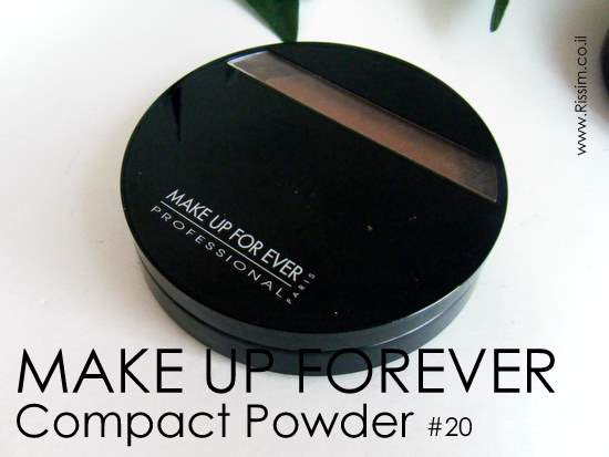 MAKE UP FOREVER BRONZER