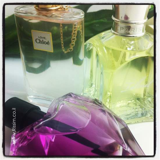 new fragrances Sep 2012