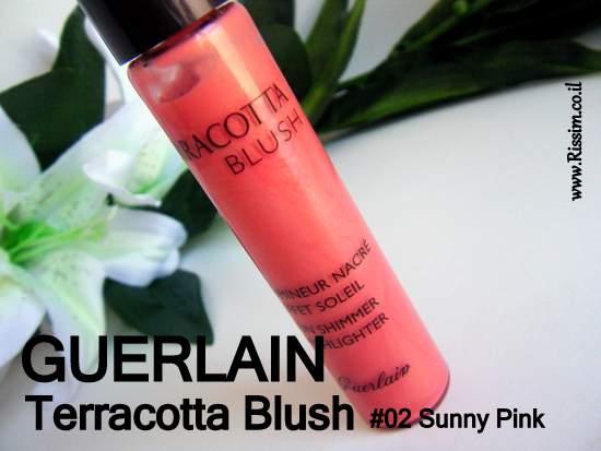 Guerlain Terracotta Blush 02 Sunny Pink