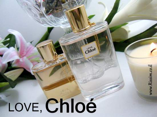 Love, Chloé EDP VS  Love, Chloé eau de floral