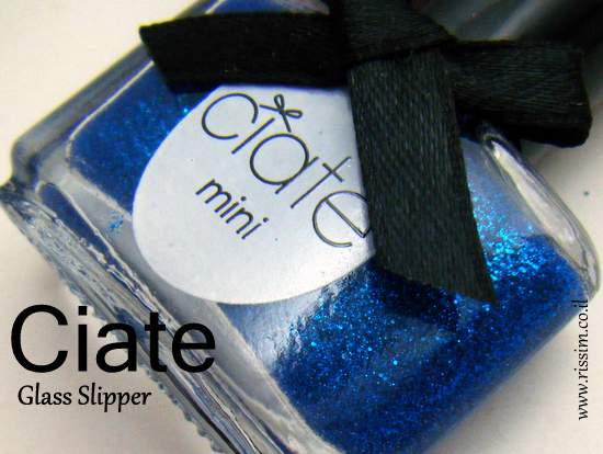 CIATE glass slipper