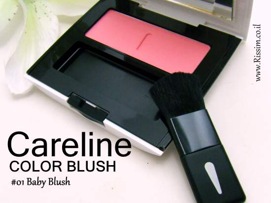 Careline Color Blush 01 Baby Blush