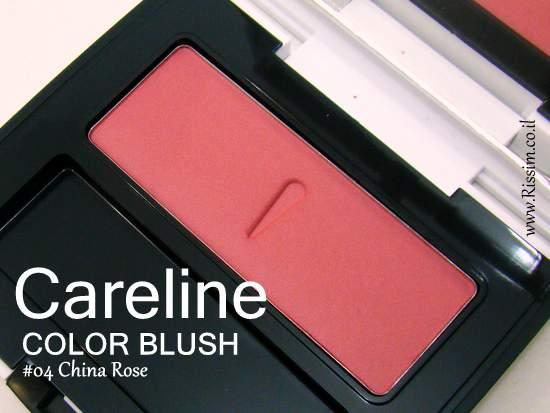 Careline Color Blush 04 China Rose