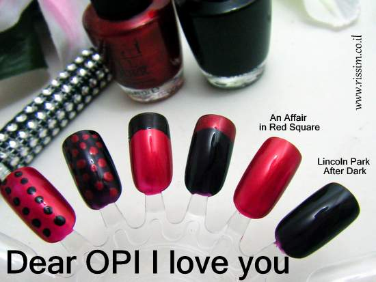 Dear OPI I love you...