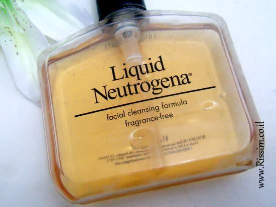 Liquid Neutrogena