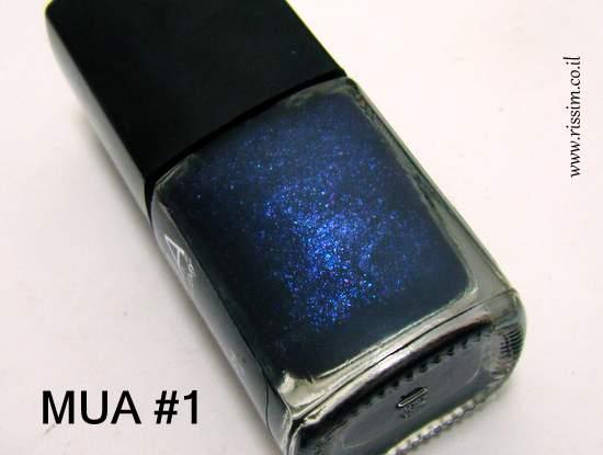 MUA #1 nail polish