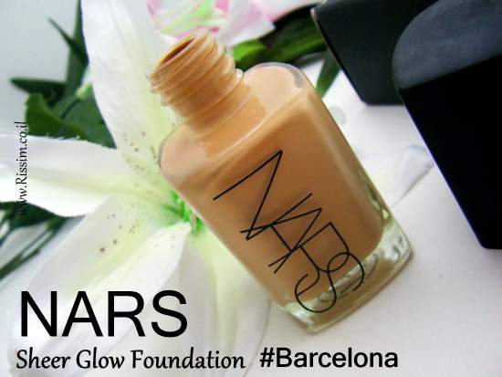 NARS Sheer Glow Foundation