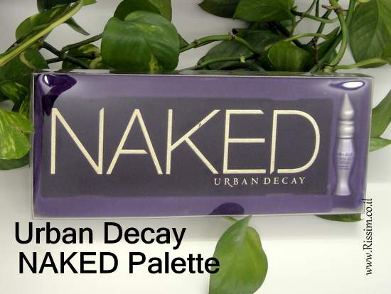 Urban Decay Naked Palette 1