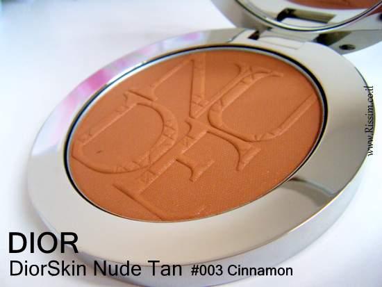 DiorSkin Nude Tan #3 Cinnamon