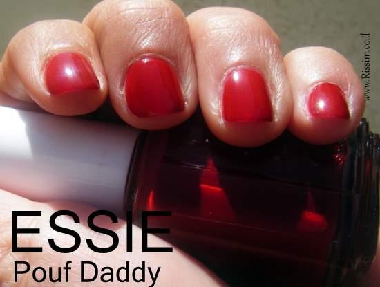 ESSIE Pouf Daddy