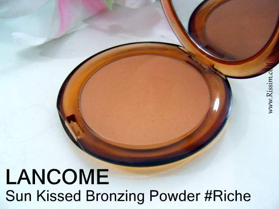 Lancome Sun Kissed Bronzing Powder #Riche