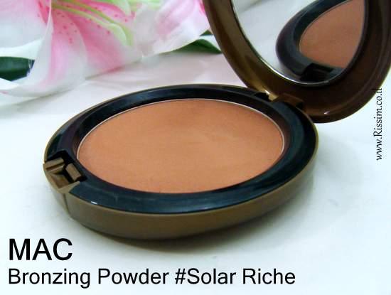 MAC Solar Riche bronzer