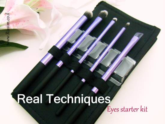 Real Techniques Eyes starter kit