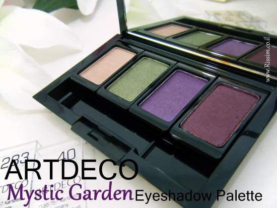 ArtDeco Mystic Garden eyeshadow palette