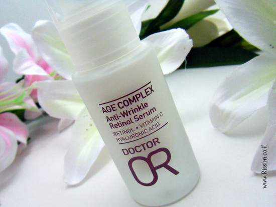 DR. OR Age Complex Retinol Anti Wrinkle Serum