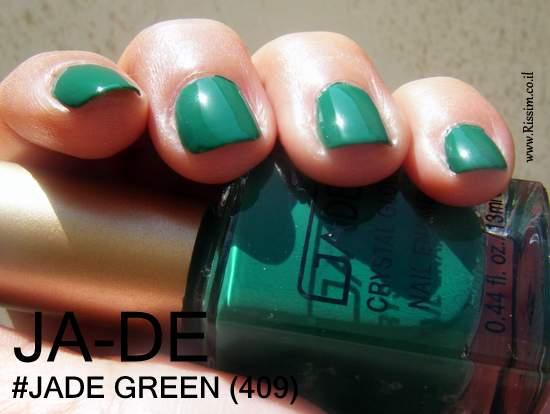 JADE #409 - JADE GREEN 1