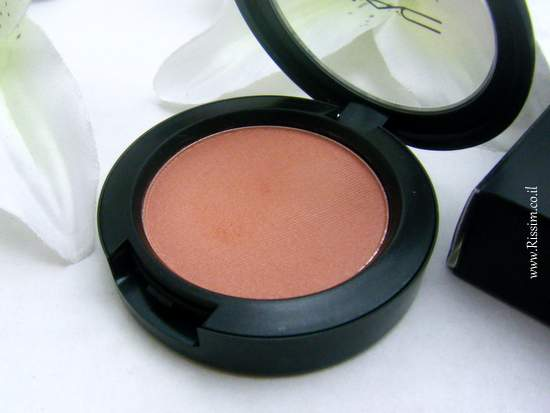 MAC poised blush