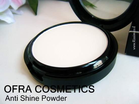 Ofra Cosmetics Anti Shine Powder