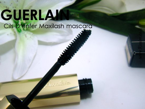 GUERLAIN Cils D'enfer Maxilash mascara