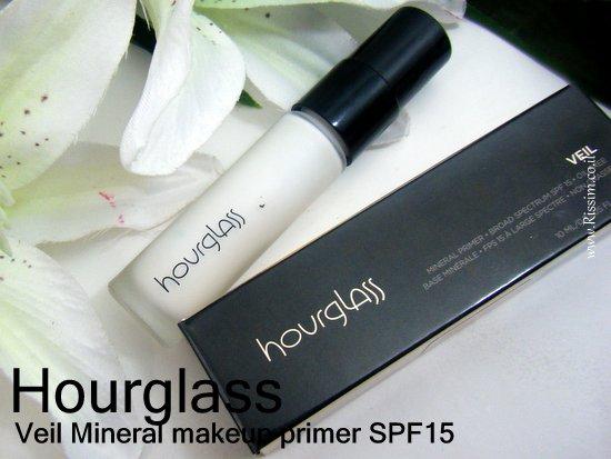 Hourglass Veil Mineral makeup primer SPF15