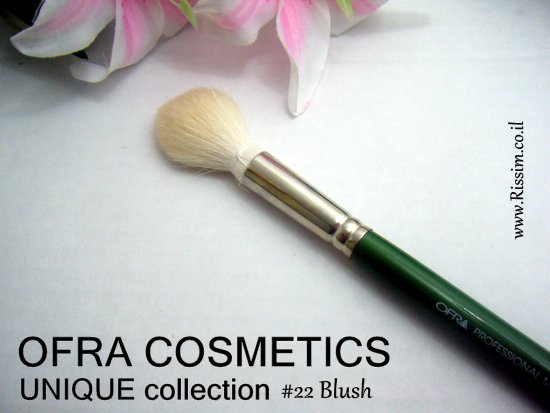 OFRA COSMETUCS Unique collection #22 blush brush