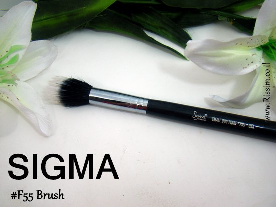 SIGMA F55 brush