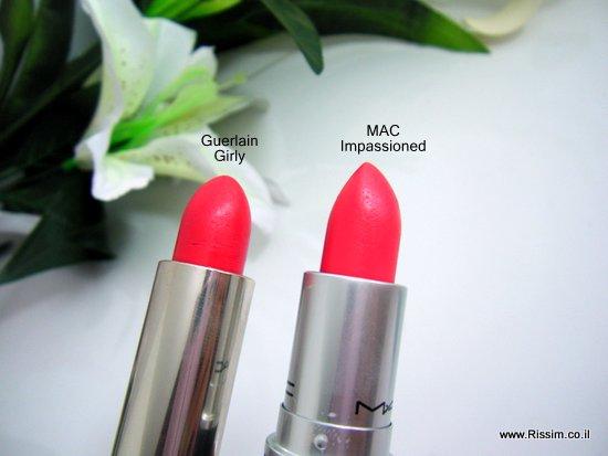 MAC Impassioned