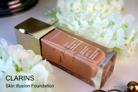 Clarins Skin Illusion Natural Radiance Foundation SPF10