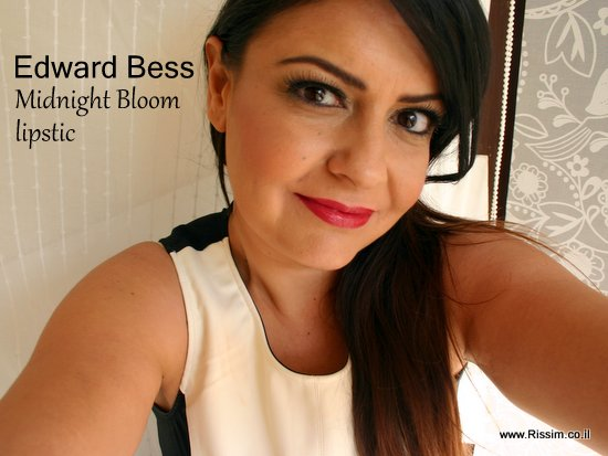 Edward Bess Midnight Bloom lipstick