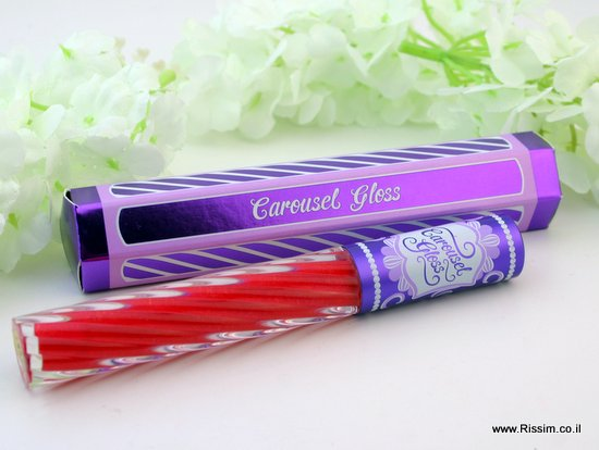 LIME CRIME Carousel Gloss #CHERRY ON TOP